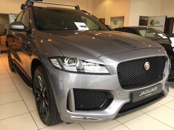 Jaguar F-PACE 2.0d (180) Chequered Flag AWD SPECIAL EDITIONS Diesel Automatic 5 door Estate